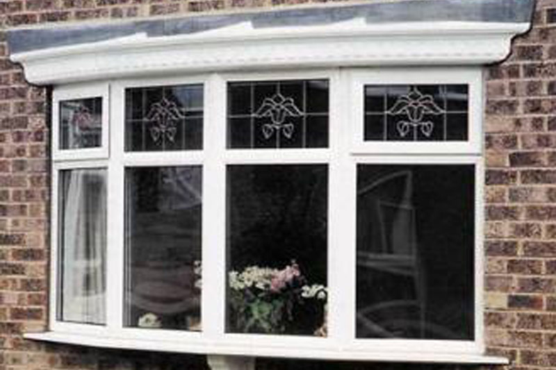 Bay Window Canopies