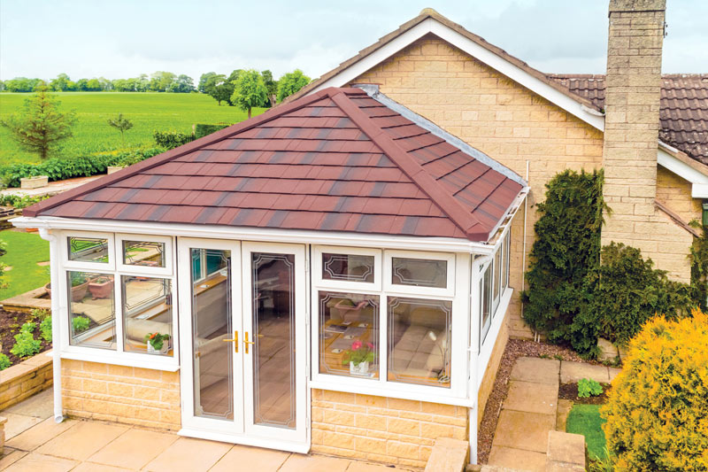 Supalite A Solid Tiled Roof Solution For Conservatories