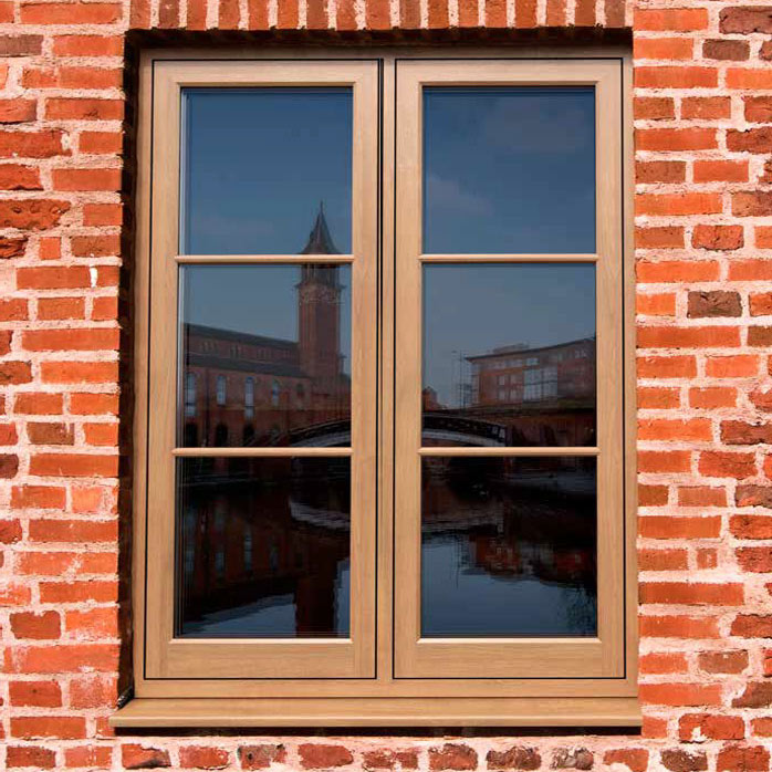Flush Fit Windows : Spectus pvcu flush fit casement windows form universal